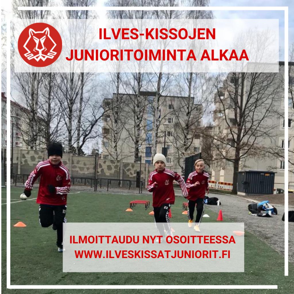 Juniorijalkapallo Tamperee